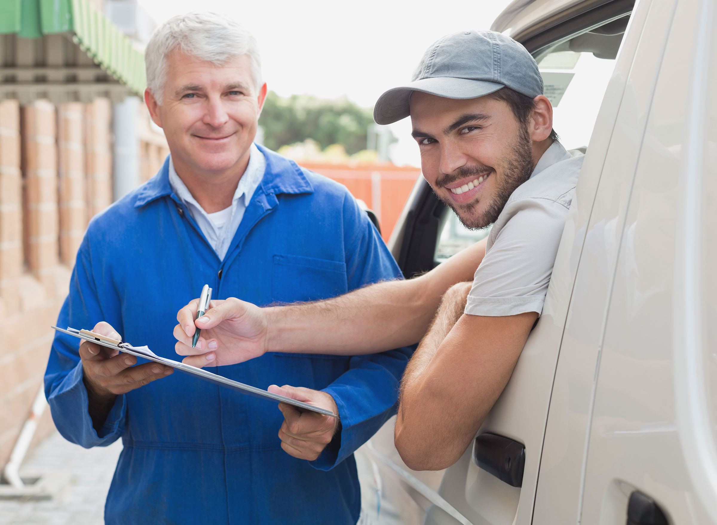 SECURE DOCUMENT COURIER